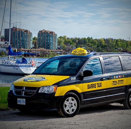 taxi van