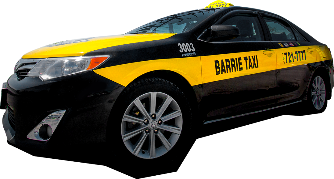 timeless design 17d9e 1a7b0 Barrie Taxi Ltd. | We Take Pride In Your Ride
